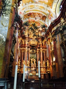 Cathedral at Melk